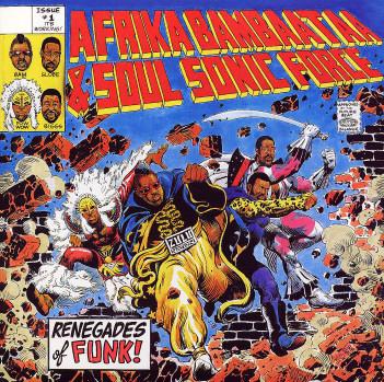 Afrika Bambaataa & SoulSonic Force – Renegades of Funk (1984)[INFO]
